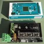 Arduino Mega + ramps