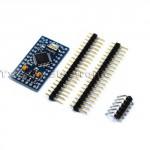 Pro Mini atmega328 3.3V 8M Arduino Compatible Nano
