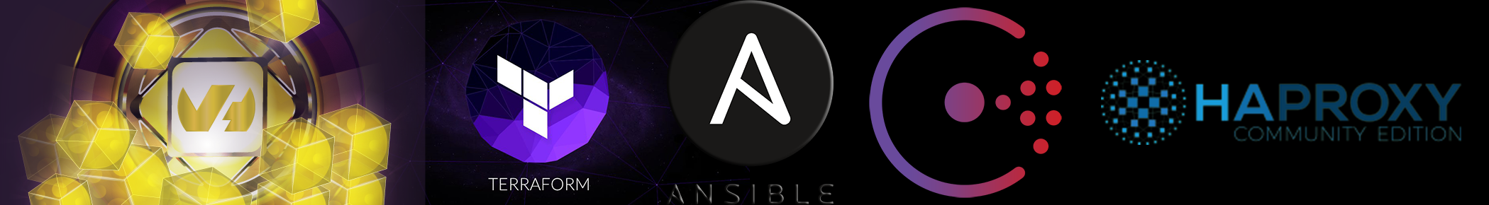 PCi, Terraform, Ansible, Consul & Co.