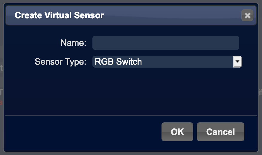 Create Virtual Sensors